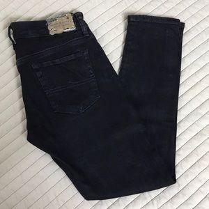 Ralph Lauren denim & supply crop jeans